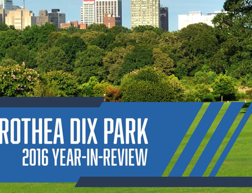 2016 Dix Park Year-In-Review