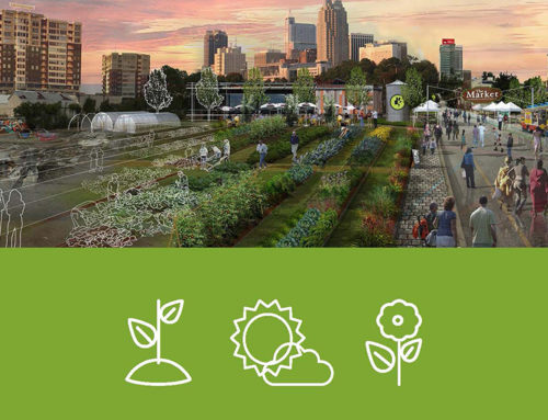 Influences of Urban Agriculture